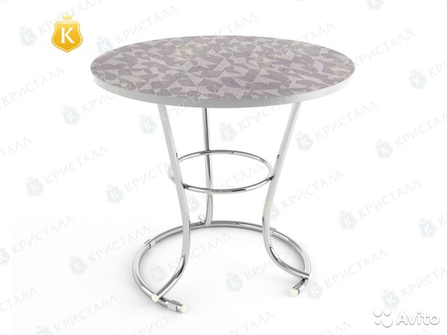 Стол Омега (серый)  89022008700 купить 1