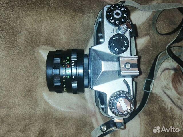 Зеркальный фотоаппарат Зенит-ет  купить 3