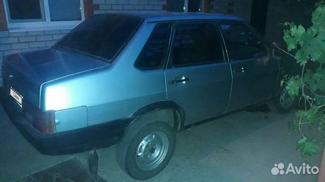 ВАЗ 21099, 2002