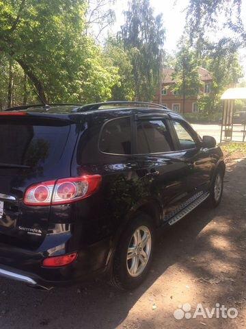 Hyundai Santa Fe, 2012 89210656665 купить 5