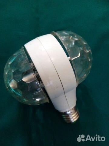 LED лампа для дискотек и вечеринок  купить 2