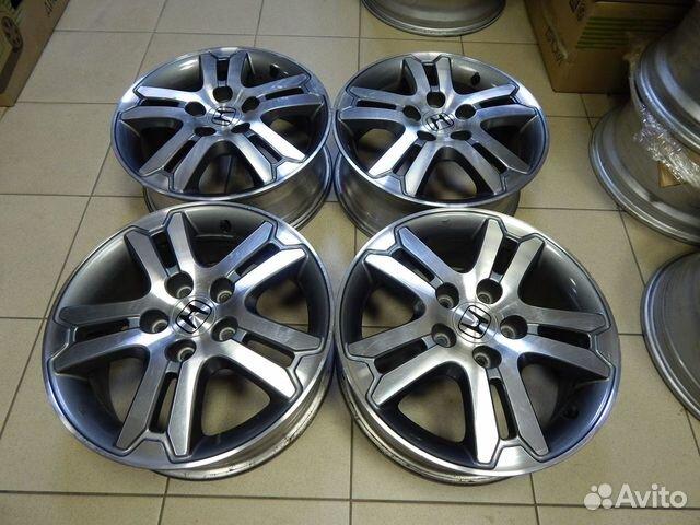 Оригинал Honda Stepwgn R16 5*114.3 ET50 J6 89140053766 купить 1
