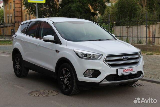 Ford Kuga, 2018 купить 7