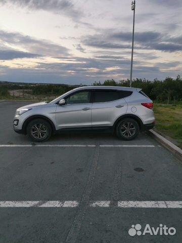 Hyundai Santa Fe, 2013  купить 1