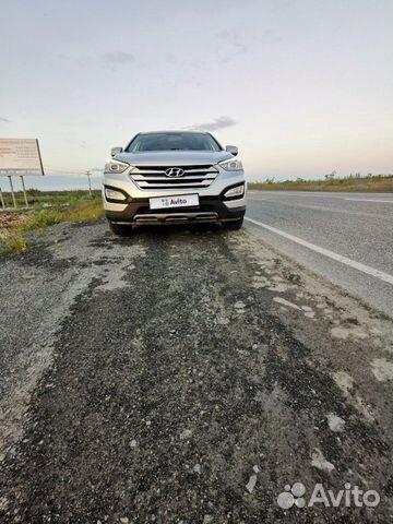 Hyundai Santa Fe, 2013  купить 4