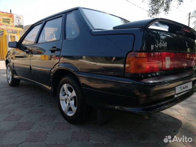 ВАЗ 2115 Samara, 2008  89620132498 купить 5