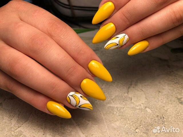 Наращивание ногтей,гель-лак,педикюр  89964133854 купить 6