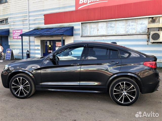 BMW X4, 2015  89051304915 купить 7