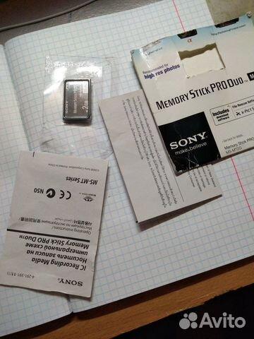 Memory Stick Pro Duo для psp  89873214944 купить 2