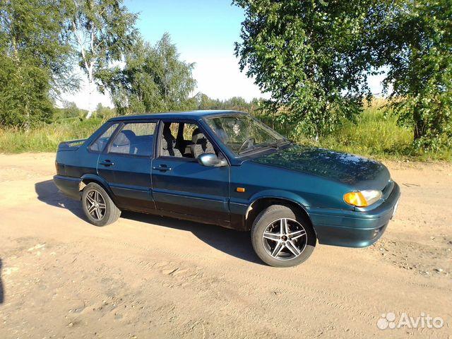 ВАЗ 2115 Samara, 2001  купить 4
