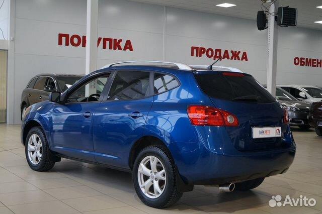 Nissan Rogue, 2007  89158531917 купить 7