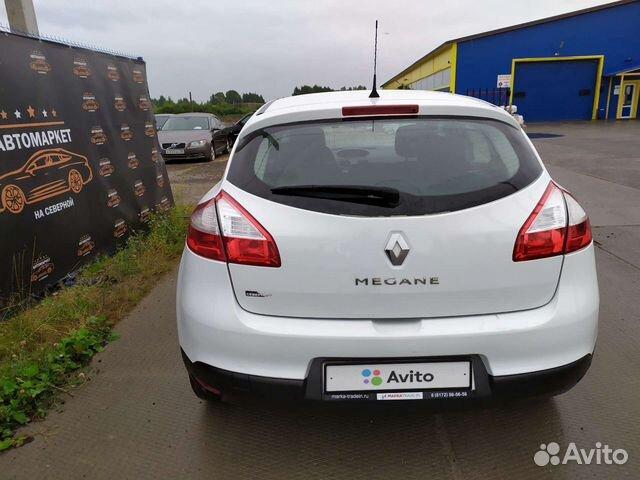 Renault Megane, 2012  89115490305 купить 9