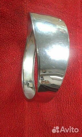 Ободок фары мот. К-750, М-72  89158649150 купить 3