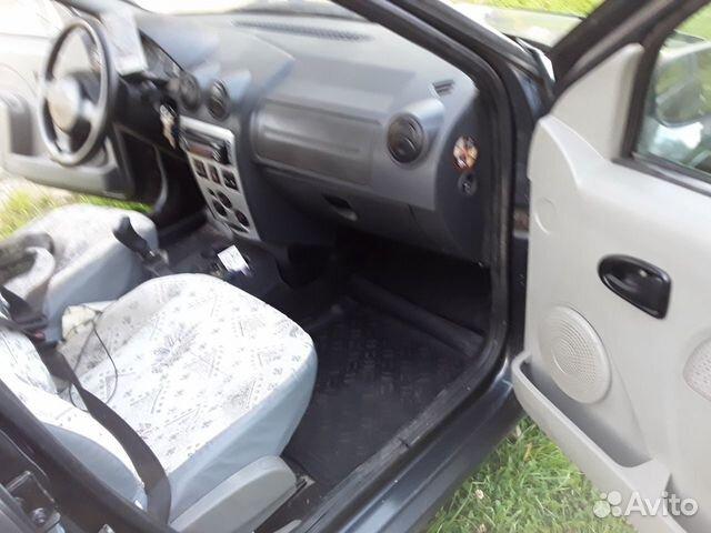 Renault Logan, 2006  89095757704 купить 5