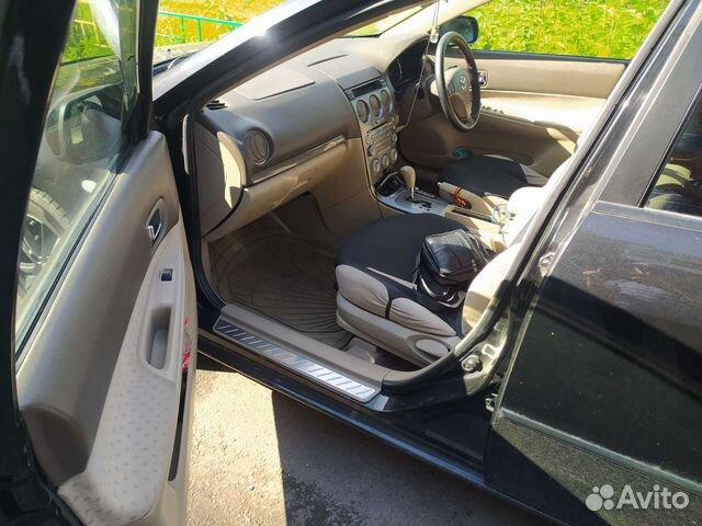 Mazda Atenza, 2002  89135337894 купить 9