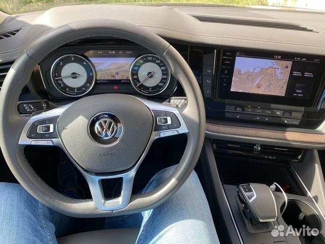 Volkswagen Touareg, 2018  89011531144 купить 10