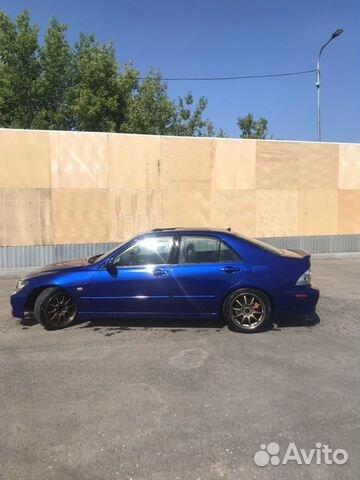 Lexus IS, 2001  89179406291 купить 4
