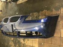 Бампер передний BMW e60 e61 до рестайл