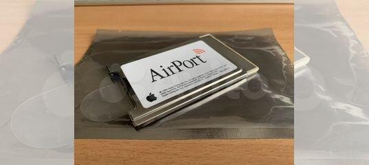 Apple Computer PowerMac G3 G4 iMac Powerbook Airport Card