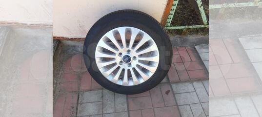 Колеса на форд