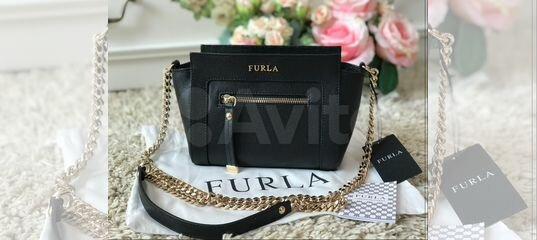 fd654d4f971b Furla Ginevra mini сумка новая оригинал