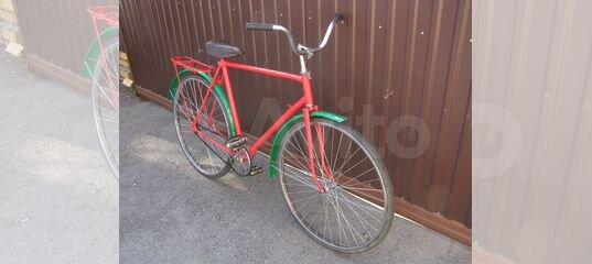 Велосипед Урал. На спортивной раме