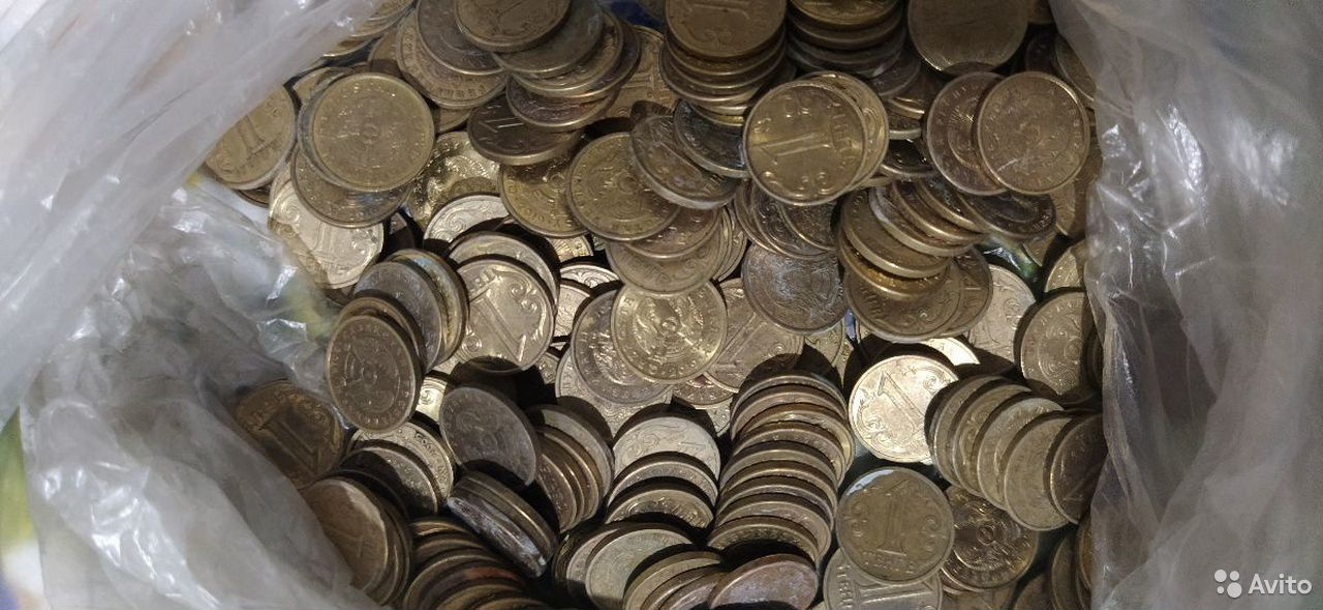 Монеты Казахстана почти все года и все номиналы