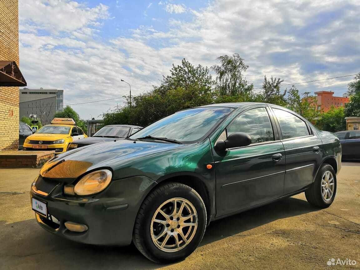 Dodge Neon, 1999  89116403974 купить 1