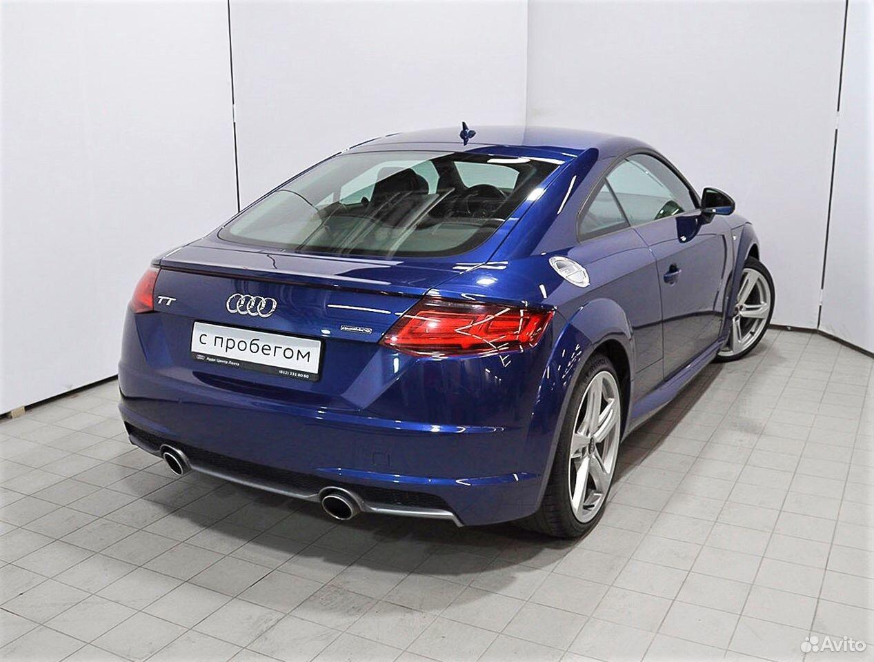 Audi TT, 2015  88129218733 купить 3