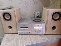 Музыкальный центр JVC UX-D88