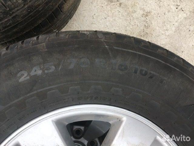 Колеса R16 Форд Рэйнджер