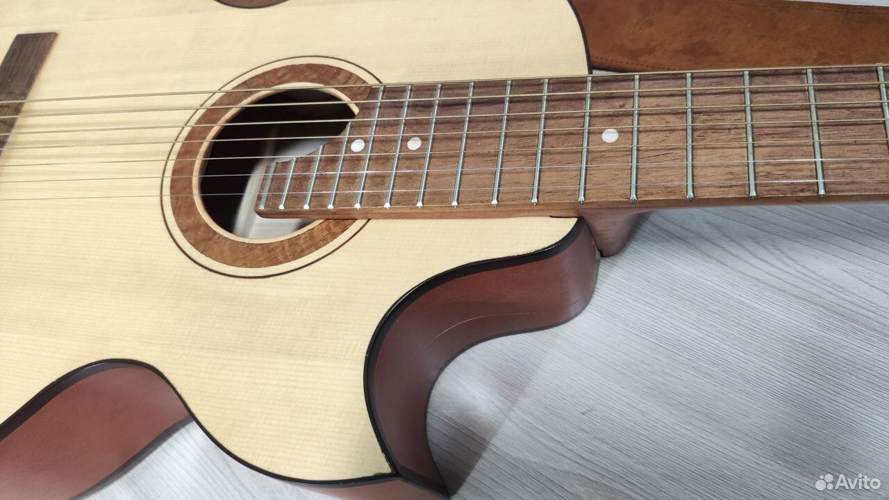 Гитара Высоцкий 7-струнная  89025647878 купить 2