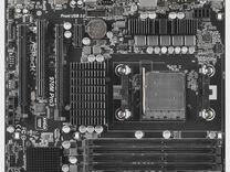 FX 8350+AsRock 970m pro3+8gb ddr3 2133mhz. Торг