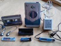 Плеер кассетный Panasonik RQ - SX 89 V, стерео