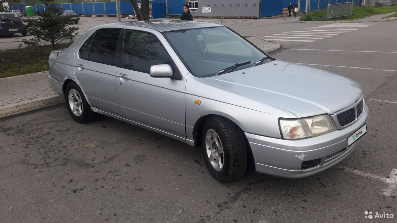 Nissan Bluebird, 1998  89617246366 купить 3