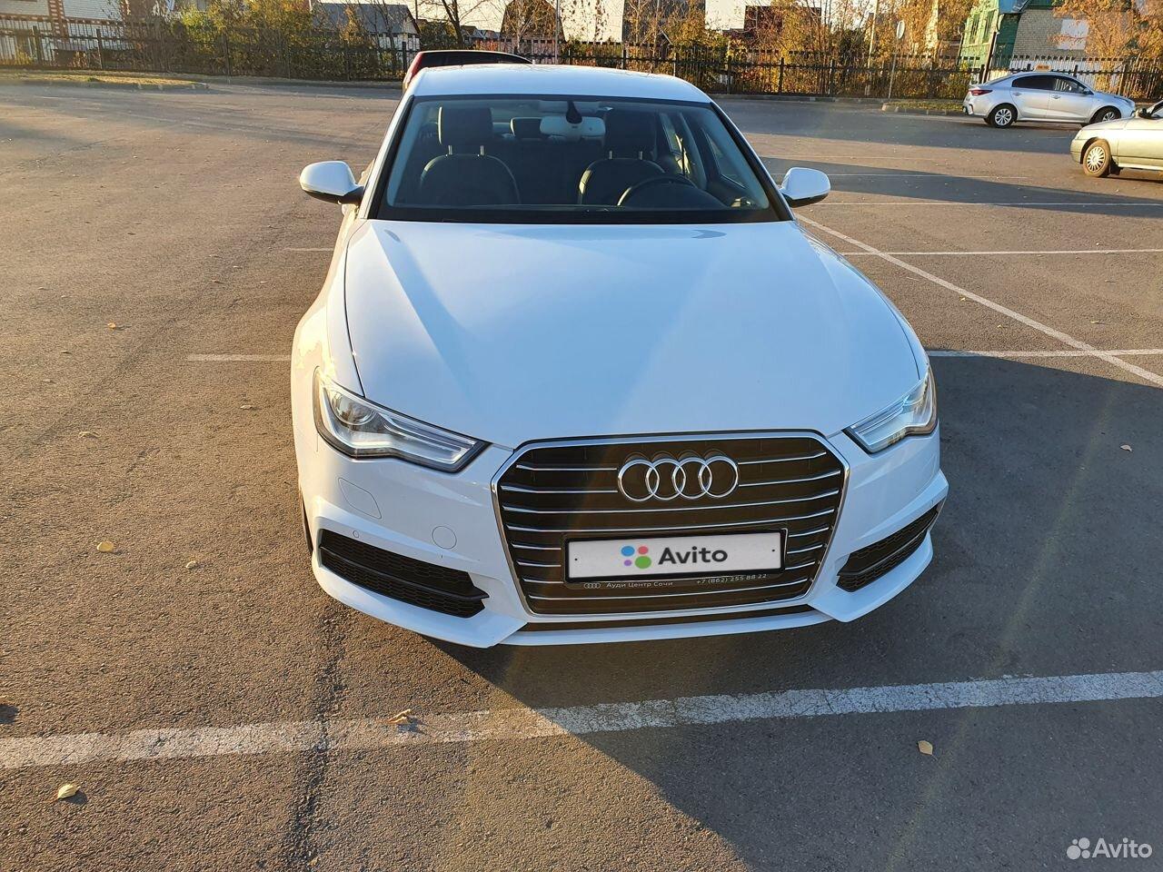 Audi A6, 2018  89588677578 купить 3