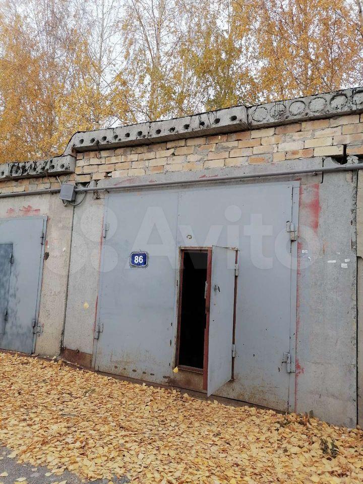 Garage, 18 m2