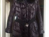 Пальто женское, б/у. Made in Italy. Alessandro Man