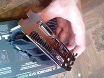 Видеокарта Asus GTX 1050ti 4 гб