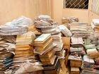 Вывоз макулатуры картона книги архива
