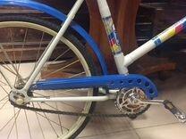 Велосипед «Школьник», СССР 1987г