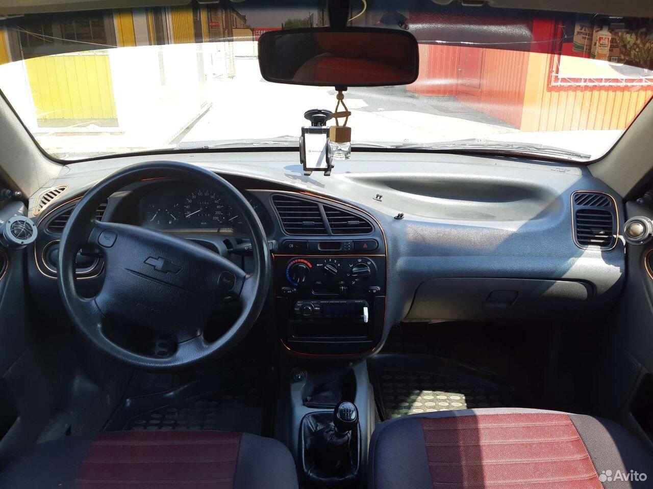 Chevrolet Lanos, 2008  89068311335 купить 6