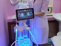 Аппарат для вакуумной чистки Hydra Pro Facial — Оборудование для бизнеса в Москве