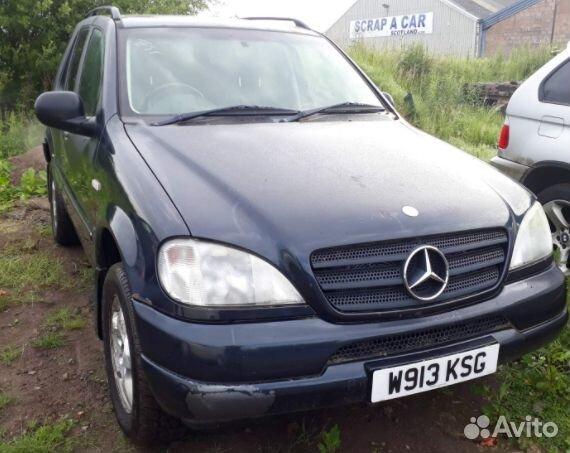 Двс Mercedes W163 (ML Class) объем 3,2 112.942  89166130202 купить 1