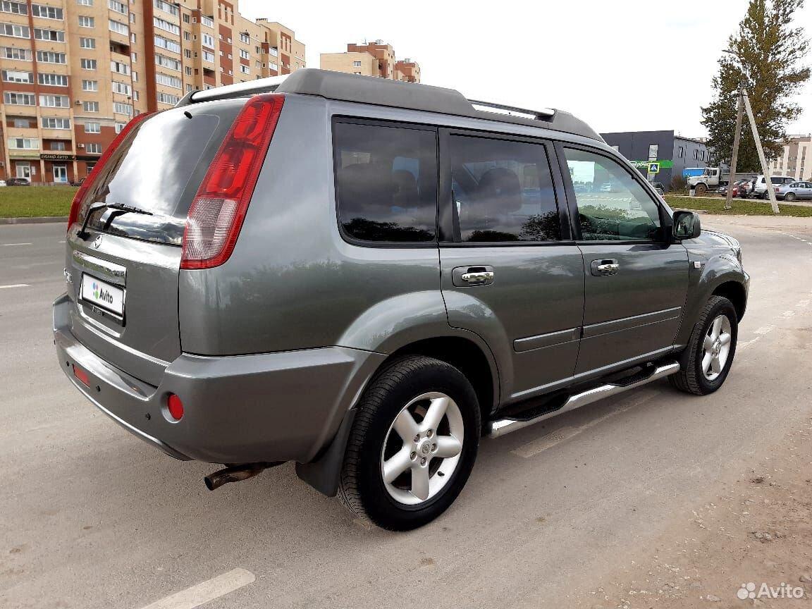 Nissan X-Trail, 2006  89113706441 купить 4