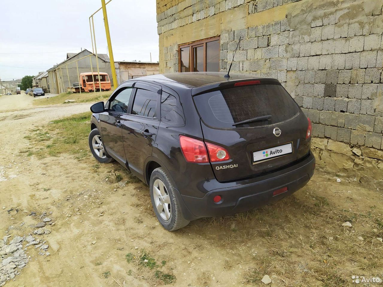 Nissan Qashqai, 2008  89604132532 купить 2