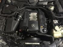 Мотор Mercedes M112 3.2