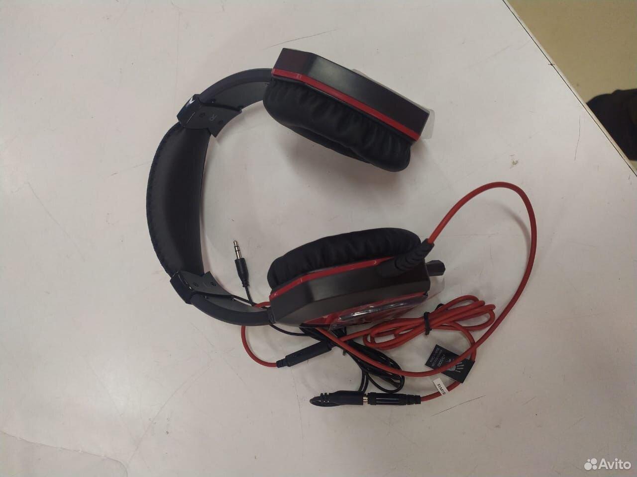 89270863062  Новый Игровой набор A4Tech Bloody Гарнитура + Мышь