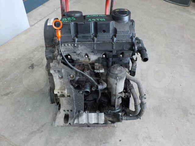 фольксваген транспортер т5 двигатель 1 9 brs