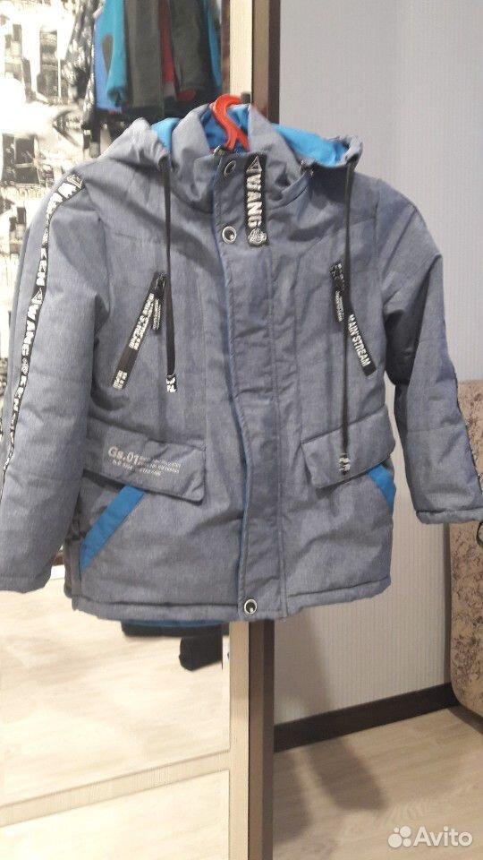 Куртка весна осень  89149054942 купить 1
